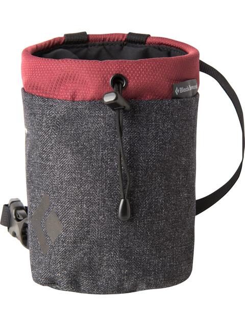 Black Diamond Gym - Bolsas para Tiza & Boulder - rojo